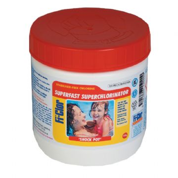 Fi-Clor Superfast Superchlorinator 'Shock Pot'  - 450g